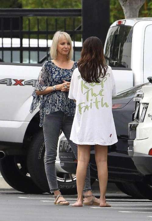 欧美美女明星赛琳娜·戈麦斯Selena Gomez最新近况照