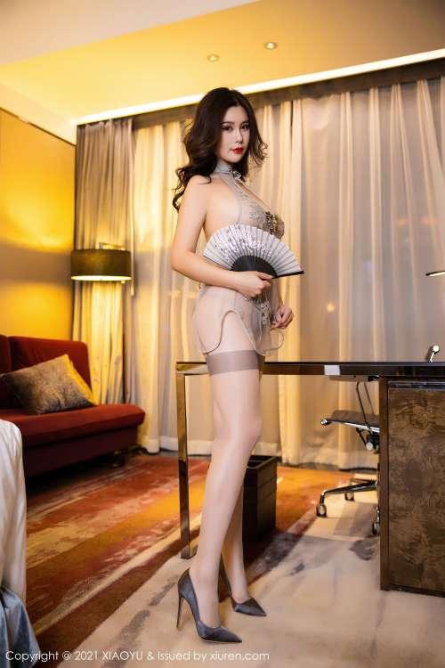 周思乔Betty精致镂空内衣包裹不住的娇躯,美女裸身无档照片