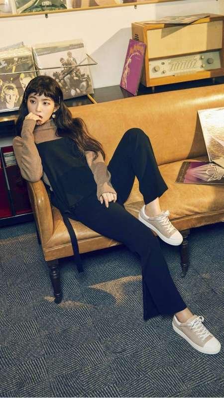 Red Velvet成员Irene可爱写真壁纸