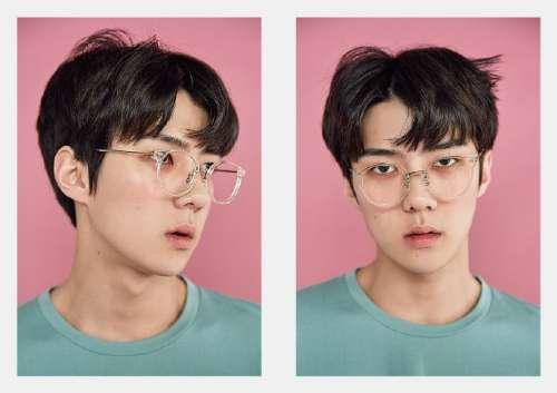 韩国明星帅哥图片_EXO正规三辑回归写真