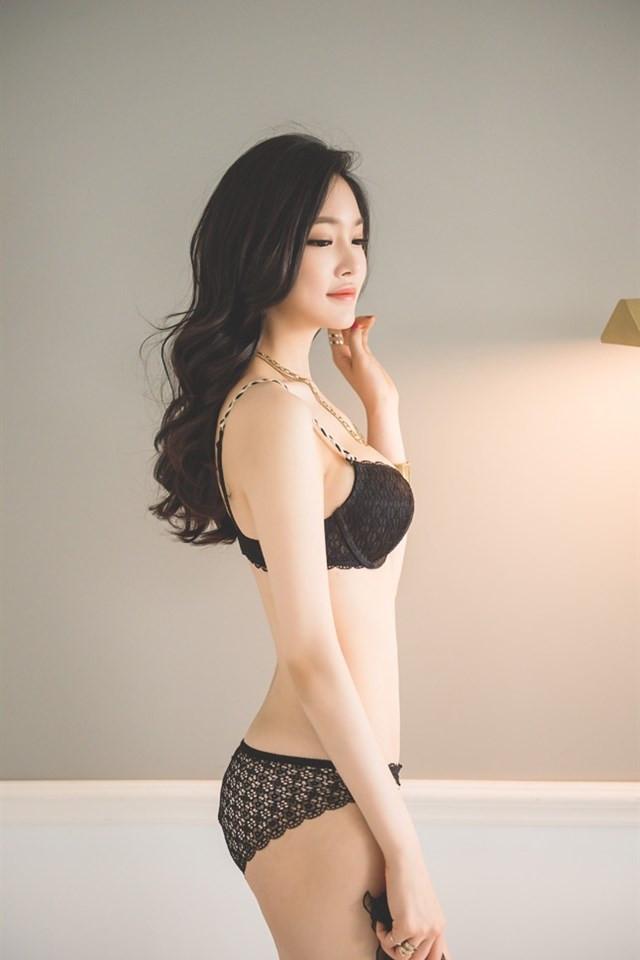 韩国网拍模特超正写真手机壁纸