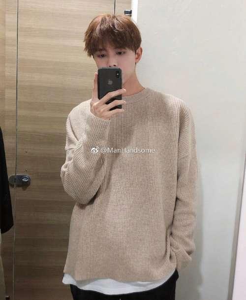 韩国男模YG模特朱宇宰图片