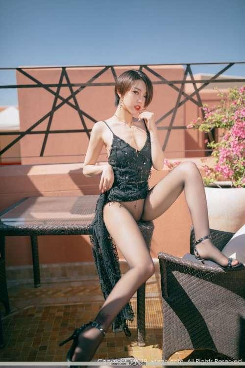冯木木大尺度性感黑丝美腿无内,大胆西西裸体美女人体欣赏