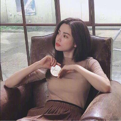 亚洲美女图片 韩国女歌手林珍娜nana图片