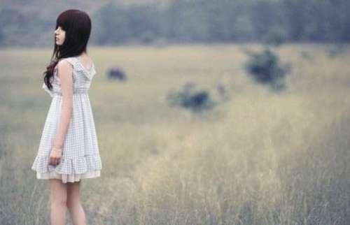 唯美少女背影图片真人,唯美图片女生背影伤感