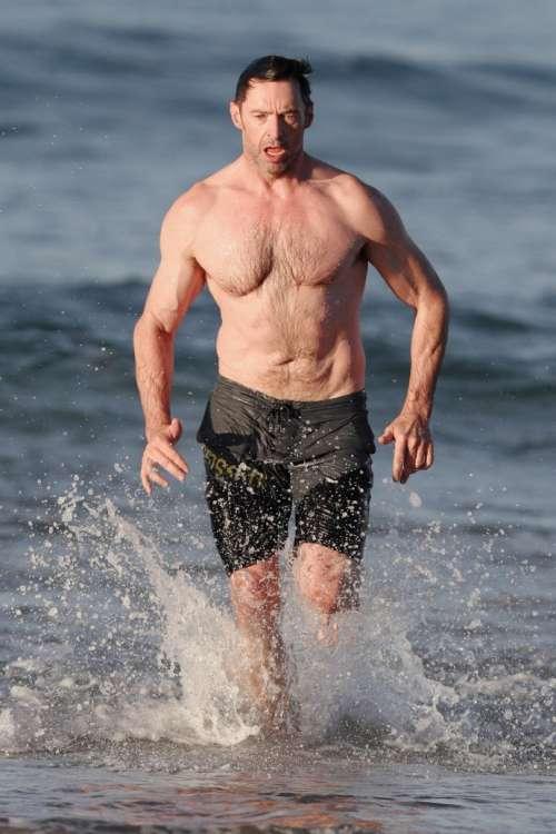 欧美男明星帅哥休·杰克曼Hugh Jackman49岁生日快乐