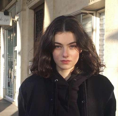 欧美美女法国巴黎模特zoia图片