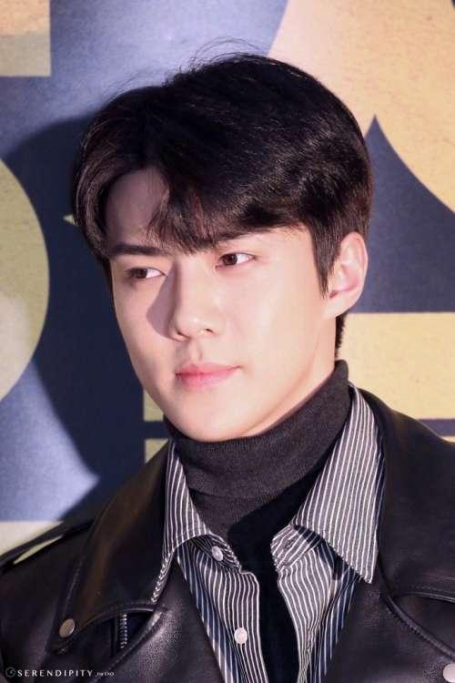 韩国男明星帅哥exo组合成员吴世勋《7号室》VIP试