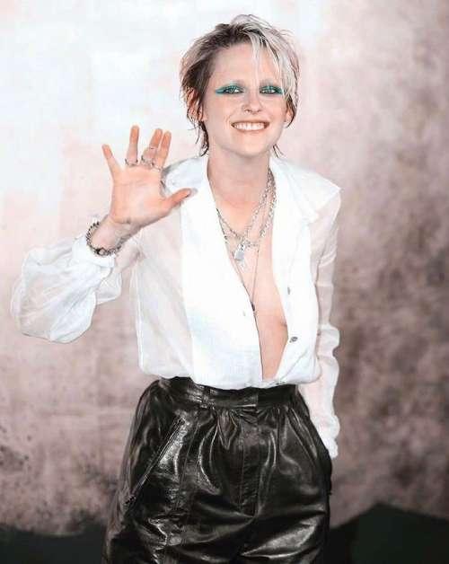 美国美女图片 欧美女明星Kristen Tilson新造型图片