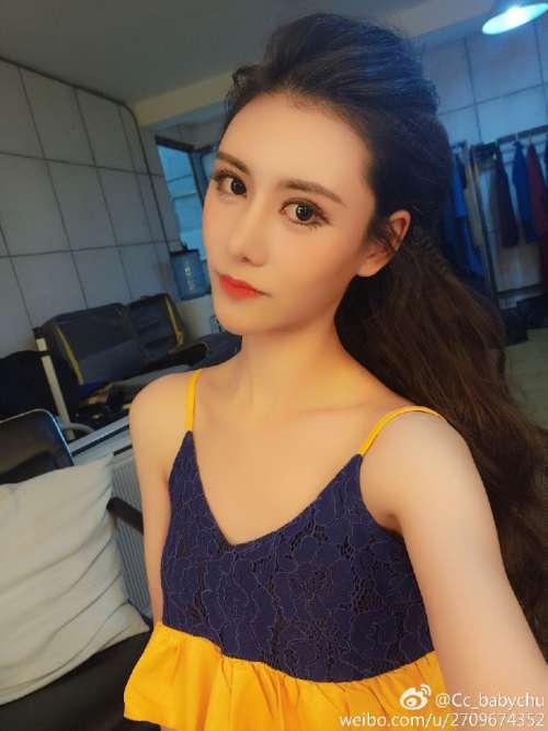 悉尼华裔小姐冠军Cc_babychu美图