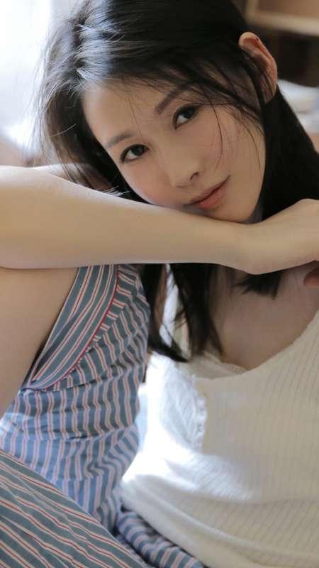 日本美少女私房元气写真