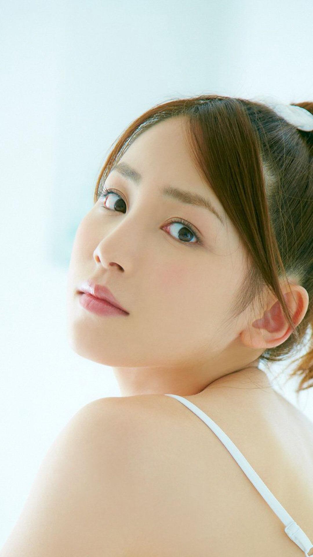 甜美比基尼日本写真模特高清壁纸