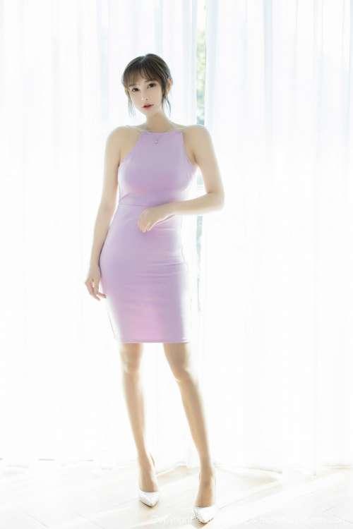 气质女神Lavinia肉肉泰国清迈旅拍,丝袜美腿美女极度销魂图