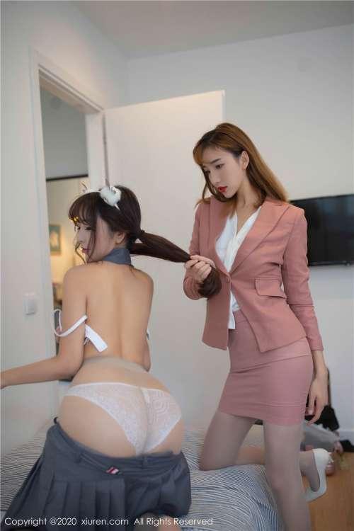 亚洲女同办公室双飞美妇,双飞风韵犹存两个熟妇套图