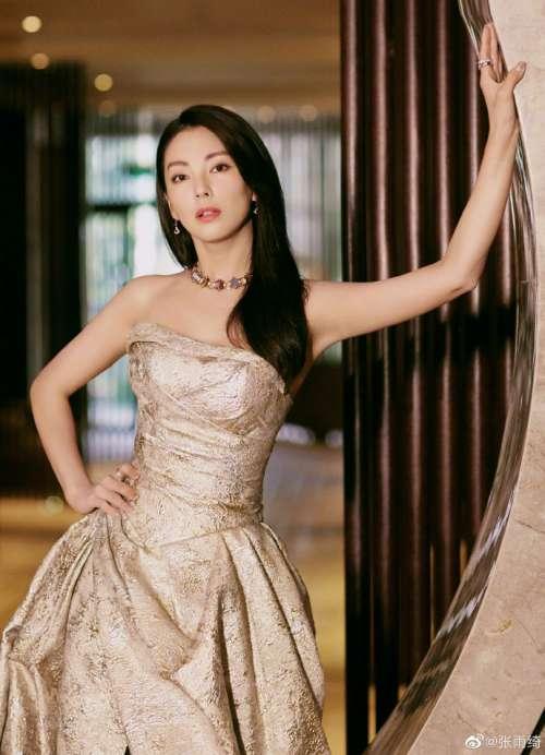 中国美女图片 内地女明星张雨绮图片