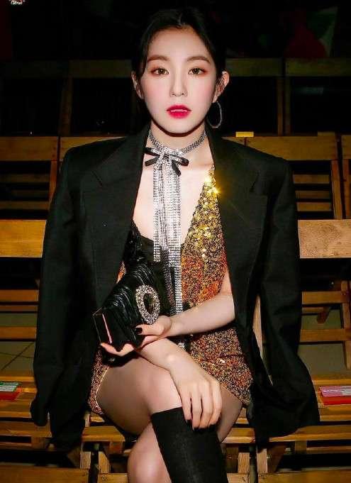 韩国美女图片 90后女明星裴珠泫Irene图片