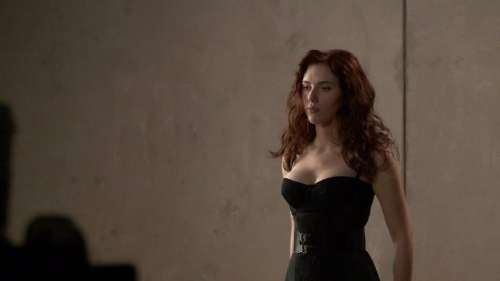 欧美美女明星黑寡妇斯嘉丽·约翰逊图片