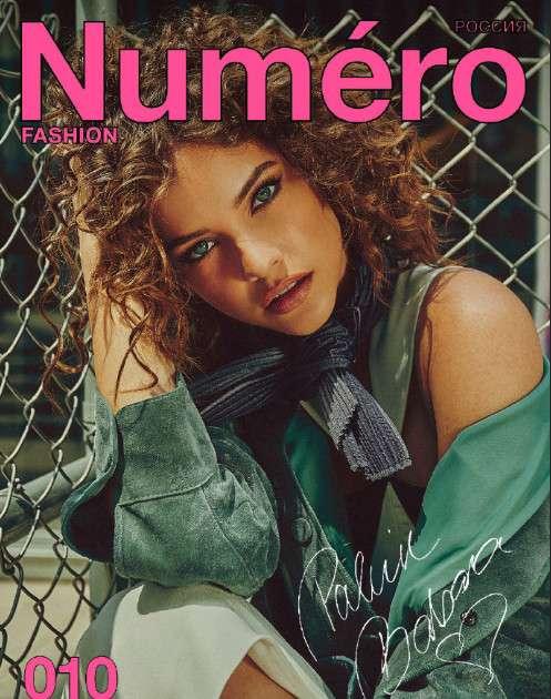 匈牙利美女图片 国际超模Barbara Palvin《Numero》杂