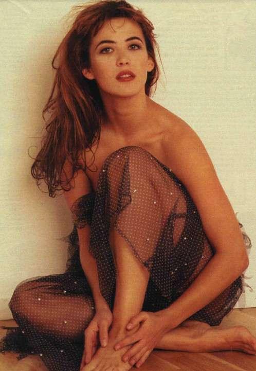 欧美美女图片 法兰西玫瑰苏菲·玛索图片