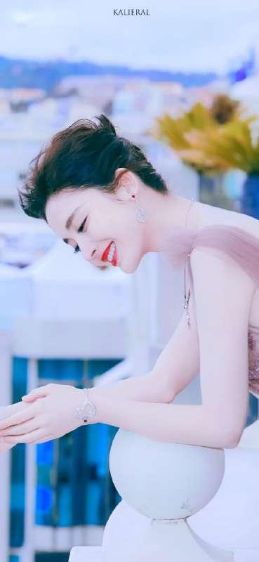 中国美女图片 大眼美女明星古力娜扎仙女图片