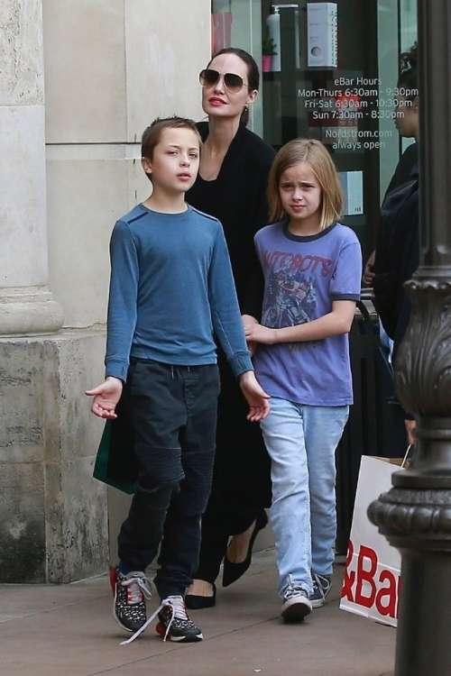 欧美美女明星安吉丽娜.朱莉 Angelina Jolie西好莱坞